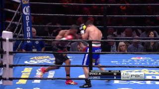 FULL FIGHT: Errol Spence Jr. vs Phil Lo Greco - 6/20/2015 - PBC on NBC
