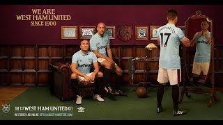 West Ham United since 1900... Introducing our 17/18 Third Kit!