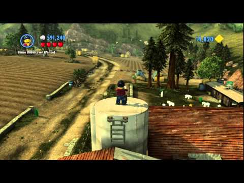 Lego City Undercover Chapter 9 Part 1