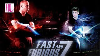 Justin Bieber In 'Fast And Furious 7' Official Fake Trailer