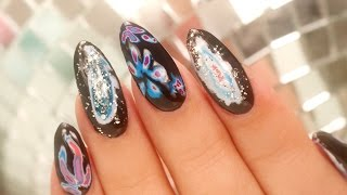 Geode Nails - Filing Experiments