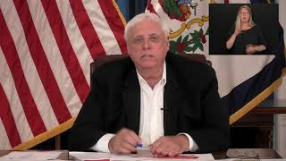 Gov. Justice holds press briefing on COVID-19 response - May 28, 2020