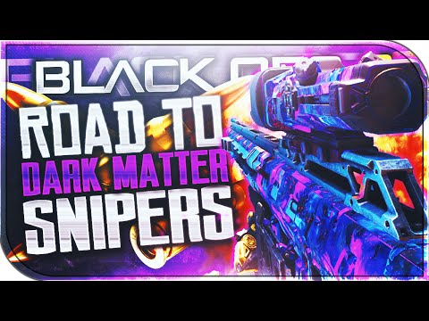 "Black Ops 3 ROAD TO DARK MATTER! (FINALE) - ""DIAMOND SNIPERS"