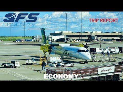 TRIP REPORT   Horizon Airlines - Dash 8-Q400 - Sacramento (SMF) to Boise (BOI)   Economy