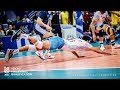 Fantastic Volleyball Defense (Dig/Save) Men's OQT 2019 ᴴᴰ