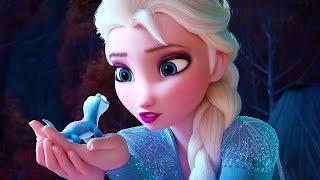 NEW Frozen 2 INTERNATIONAL EXTENDED Trailer