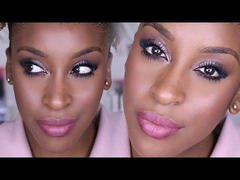Makeup For Big Eyes! | Jackie Aina