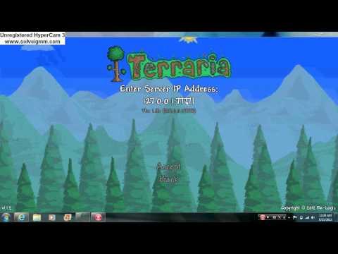 My Terraria Server, Please join! [Ip address in description]