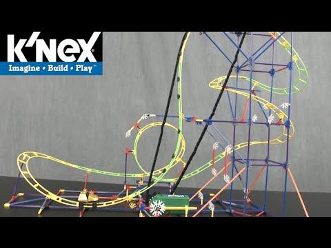 STEM Explorations: Roller Coaster Building Set from K'NEX