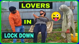 Lover in Lockdown Funny Video By Kashmiri Rounders