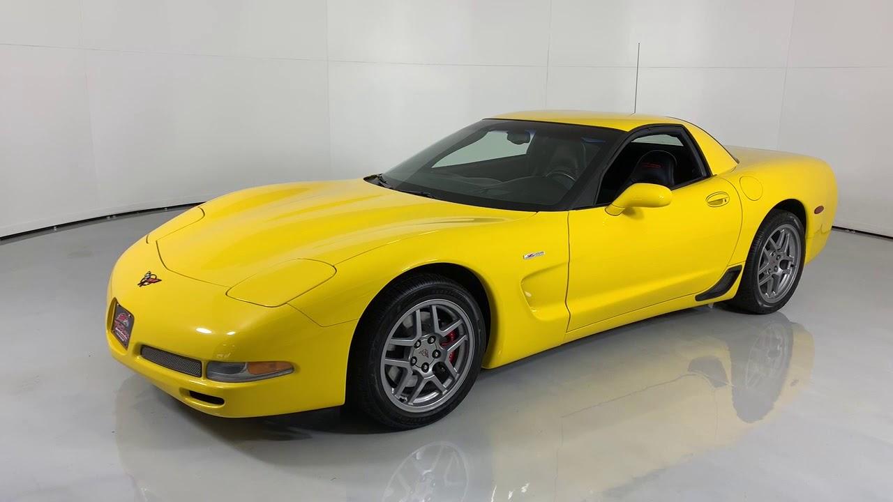2004 Chevrolet Corvette Z06 For Sale