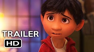 Coco Official Trailer #3 (2017) Gael García Bernal Disney Pixar Animated Movie