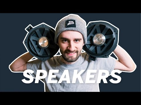 BMW Speaker Unboxing & First Look | BIMMERTECH ALPHA ONE