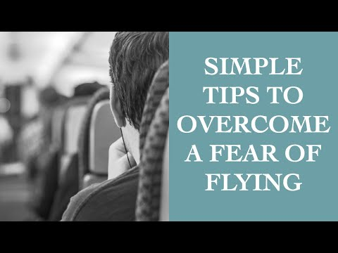 How To Overcome Your Fear of Flying I The Speakmans