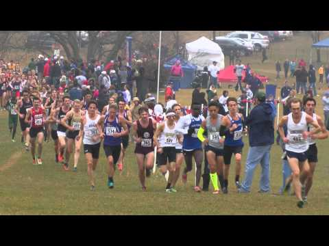 NAIA Cross Country National Championships 2014 8000M Men's Race