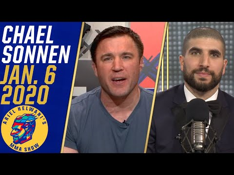 'You surprised me!' Ariel & Chael disagree on decade's best male fighter   Ariel Helwani's MMA Show