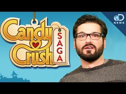 Why Candy Crush Is So Addictive