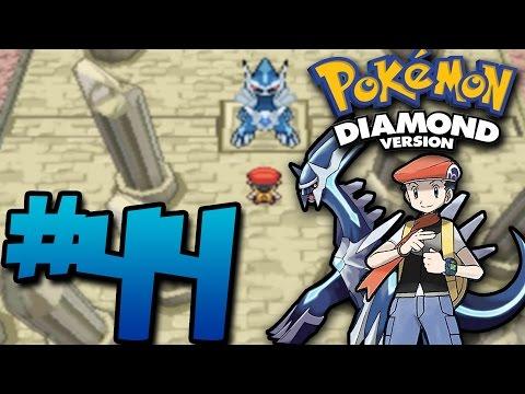 Let's Play Pokemon Diamond - Part 44: Catching Dialga