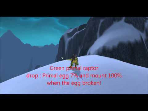 10 cool fly and ground mounts (world of warcraft) Mist of Pandaria #1