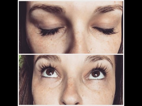 How to: Cleaning Eyelash Extensions