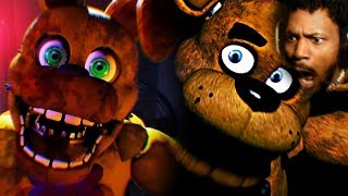 WARNING: ANIMATRONIC NIGHTMARE FUEL | Final Nights 4