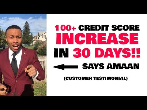 Credit Healing Testimonial | Amaan's 100+ Point Increase in 30 Days!