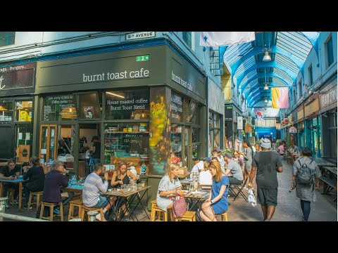 Cool Local Markets to Visit in London