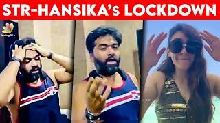 வெறித்தனத்தில் சிம்பு | Simbu, Hansika, Varalakshmi, Dhanush, Tamil Actress | Latest Tamil News