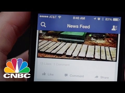 Facebook Controversy Over 'Censoring' Trending Topics   Tech Bet   CNBC