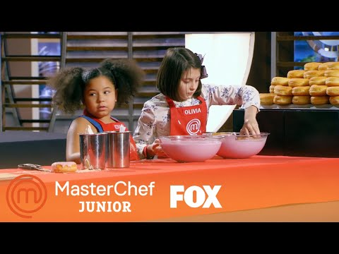 The Red Team Needs To Pick Up The Pace | Season 6 Ep. 7 | MASTERCHEF JUNIOR