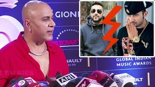Baba Sehgal Funny Comment On Honey Singh & Badshah FIGHT