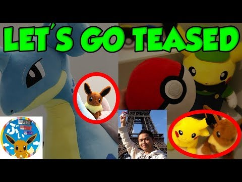 POKEMON SWITCH GAME OFFICIALLY TEASED!?
