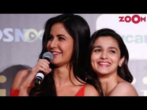 Katrina Kaif And Alia Bhatt Put An End To The Rumours Of Their Fallout