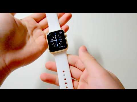 JETech White Sport Band for Apple Watch