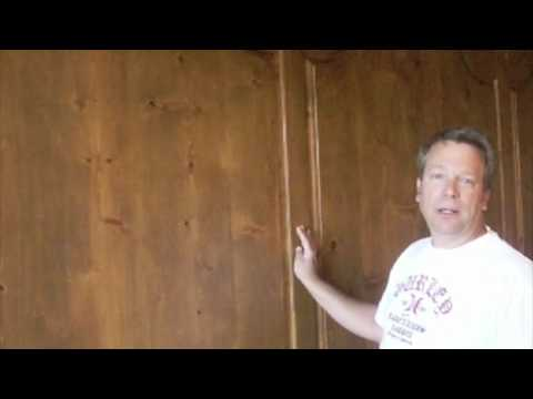 Time 2 Remodel - Wood Paneling 1