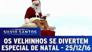 Os Velhinhos Se Divertem (25/12/16) - Especial de Natal