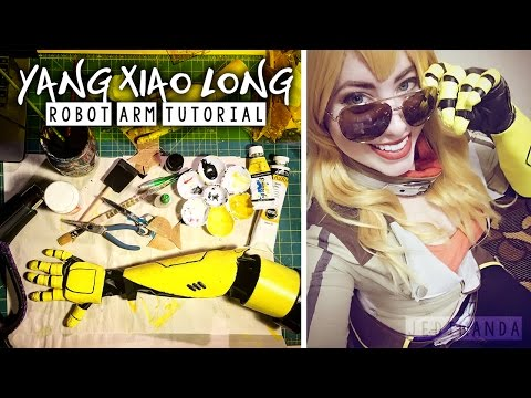Yang Xiao Long robot arm tutorial | Jedimanda