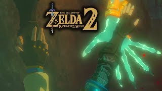 Zelda Breath of the Wild 2 Trailer BUT CHRONOLOGICALLY ORDERED! (Help Us hidden message)