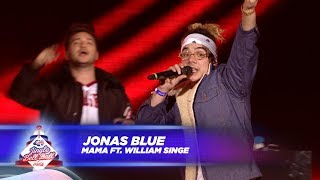 Jonas Blue - 'Mama' FT. William Singe - (Live At Capital's Jingle Bell Ball 2017)