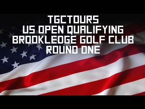 The Golf Club 2 (PS4 Pro): TGCTours - US Open Qualifying - Round 1