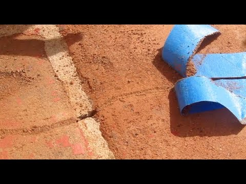 How to Fix a Cracked Patio