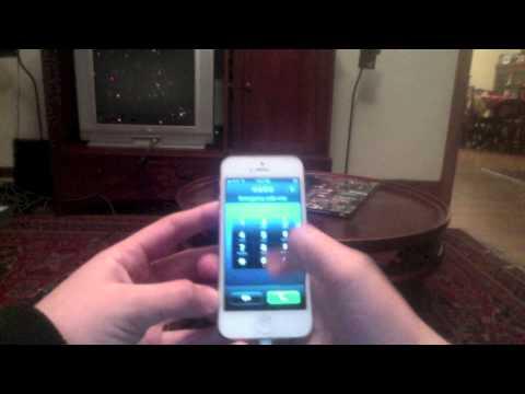 iPhone 5 Passcode HACK!