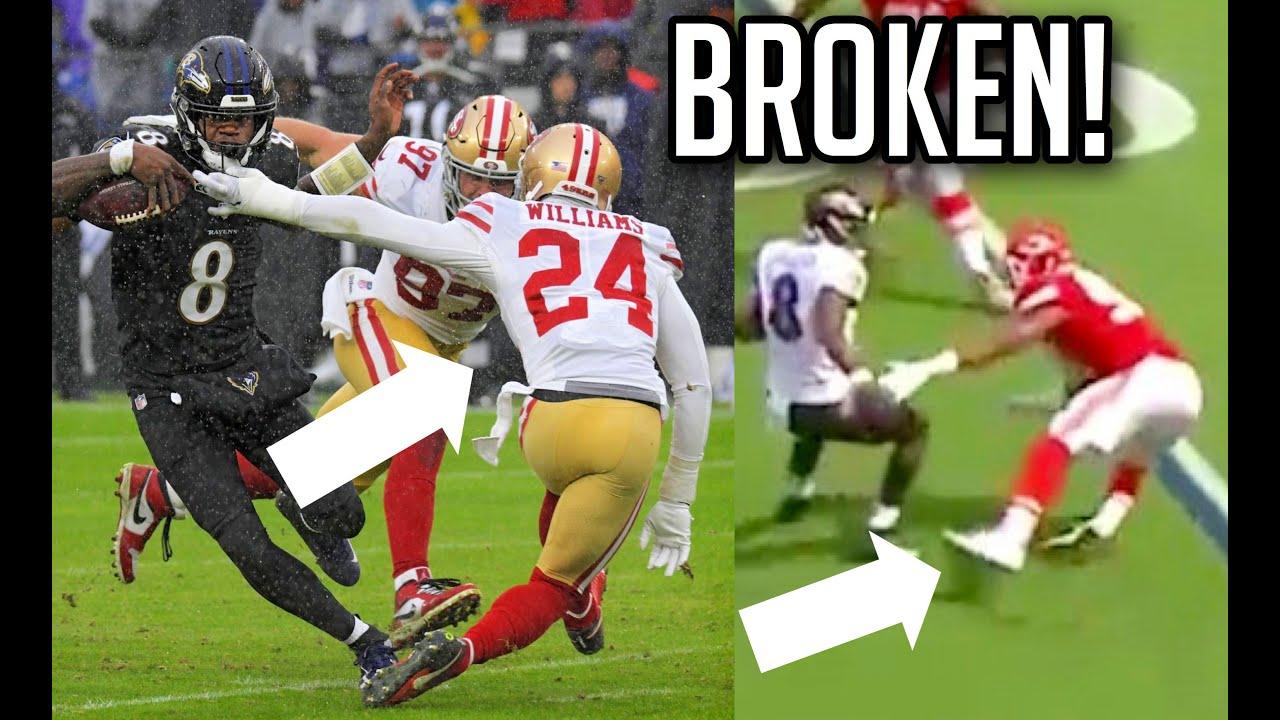 NFL Nastiest Jukes of The 2019-2020 Season || HD