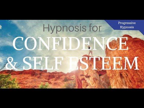 Hypnosis to INCREASE CONFIDENCE & SELF ESTEEM ★ Progressive Hypnosis