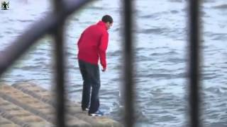 """Man who can walk on Water Motivation - """"Real Or Fake"""" ( The Motivator )"""