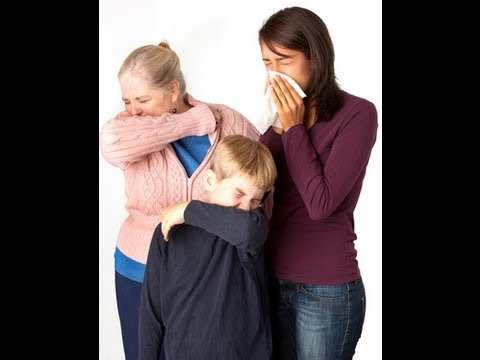 Whooping Cough - Treatment