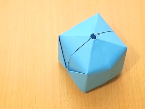 How to Make a Paper Ball - Step by Step Guide