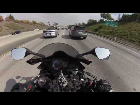 Santa Monica/ Malibu Motorcycle Ride - GSXR 1000