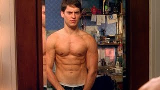 Peter Parker Gets His Powers big Change Transformation Scene Spider man 2002 Movie Clip Hd