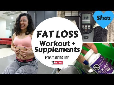 Day 1 Fat Loss Challenge | Workout + Supplements for Fat Loss